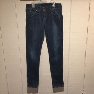 Hudson Collin mid-rise skinny jeans size 28 (6)
